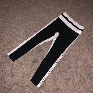 One pair of Pink ultimate high waist leggings
